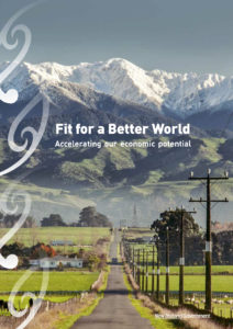 Link for Fit for a better world report